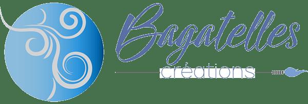 Bagatelles créations – Perles d'art filées au chalumeau Mobile Logo